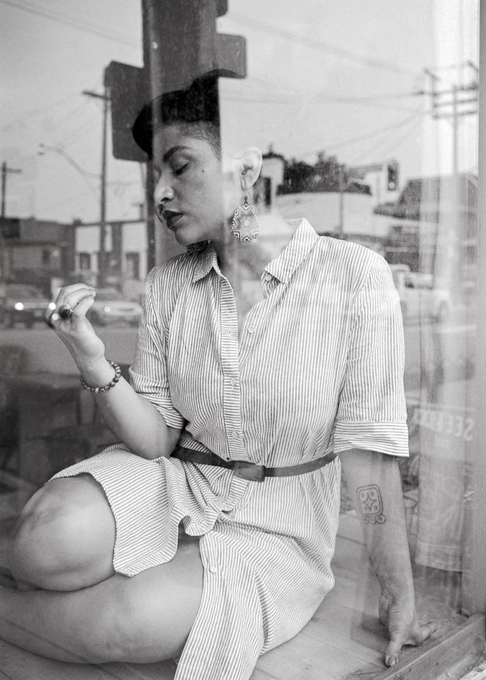 reflections. Leica M4, Kodak Tm - stanleyomar | ello