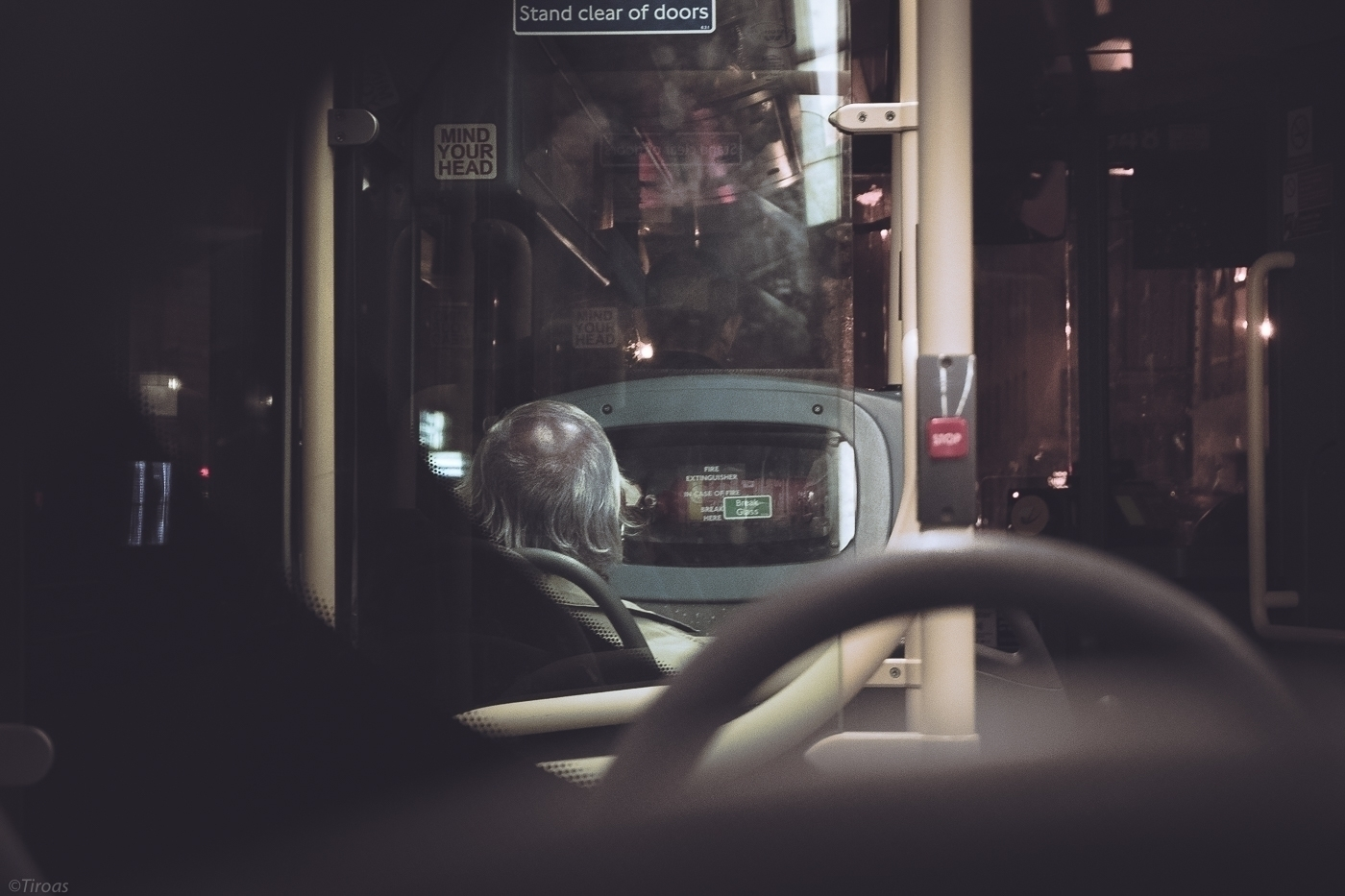 People, London, Photography, NightBus - tiroas | ello