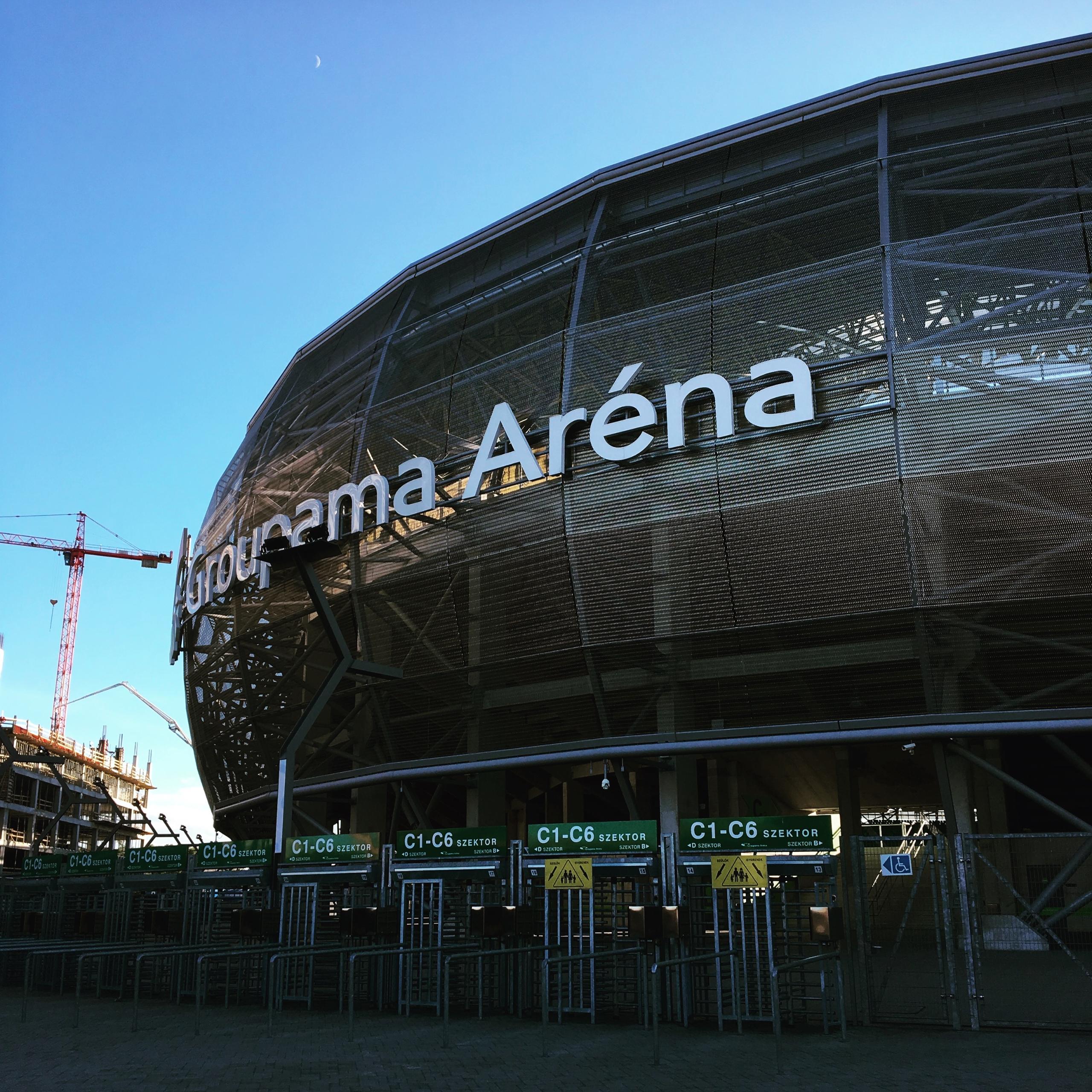 Goupama Arena Budapest ufo pass - stigergutt | ello