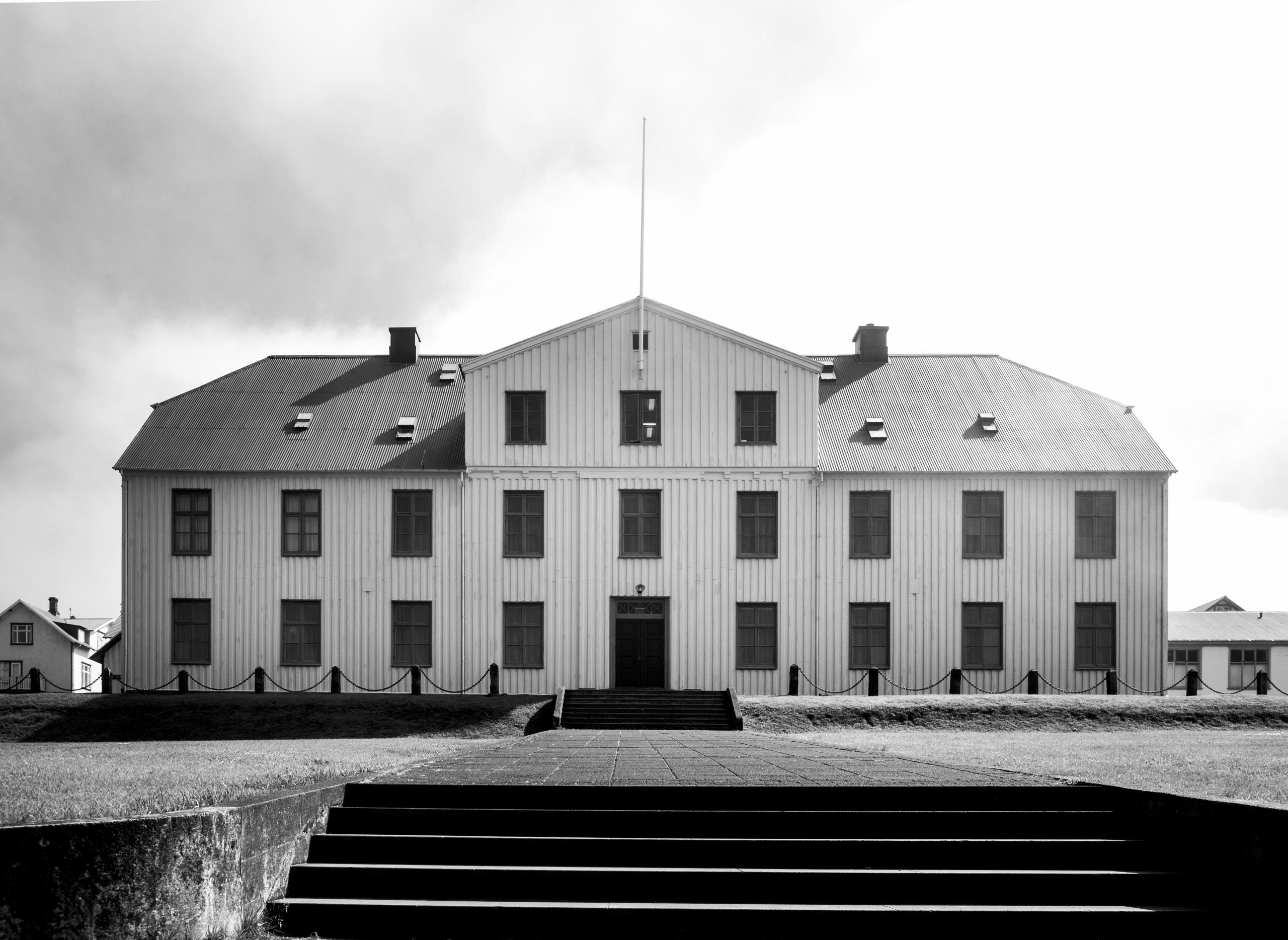Reykjavik - High School https - canon - junwin   ello