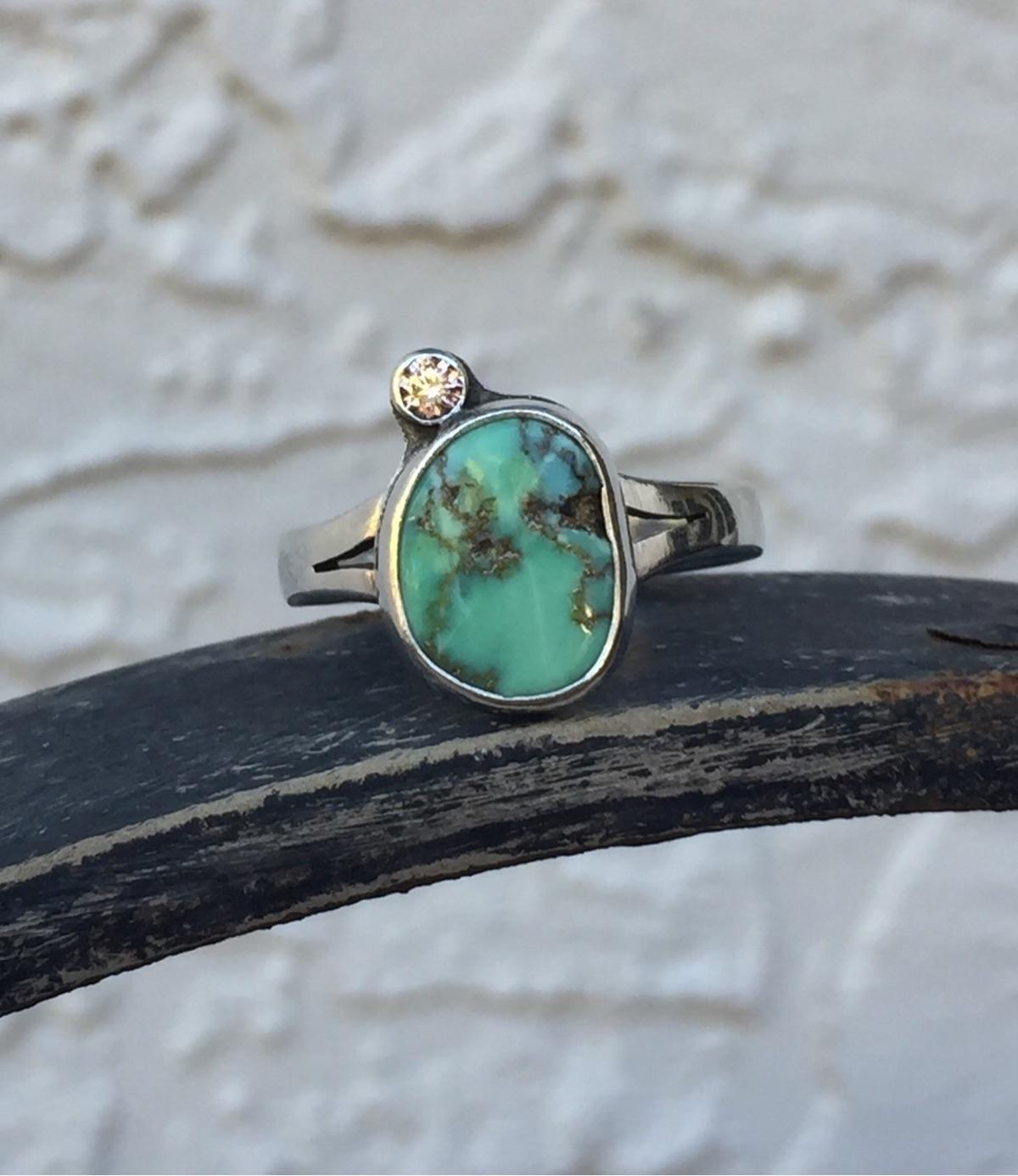 Lander Turquoise ring, size 6.5 - lizix26 | ello