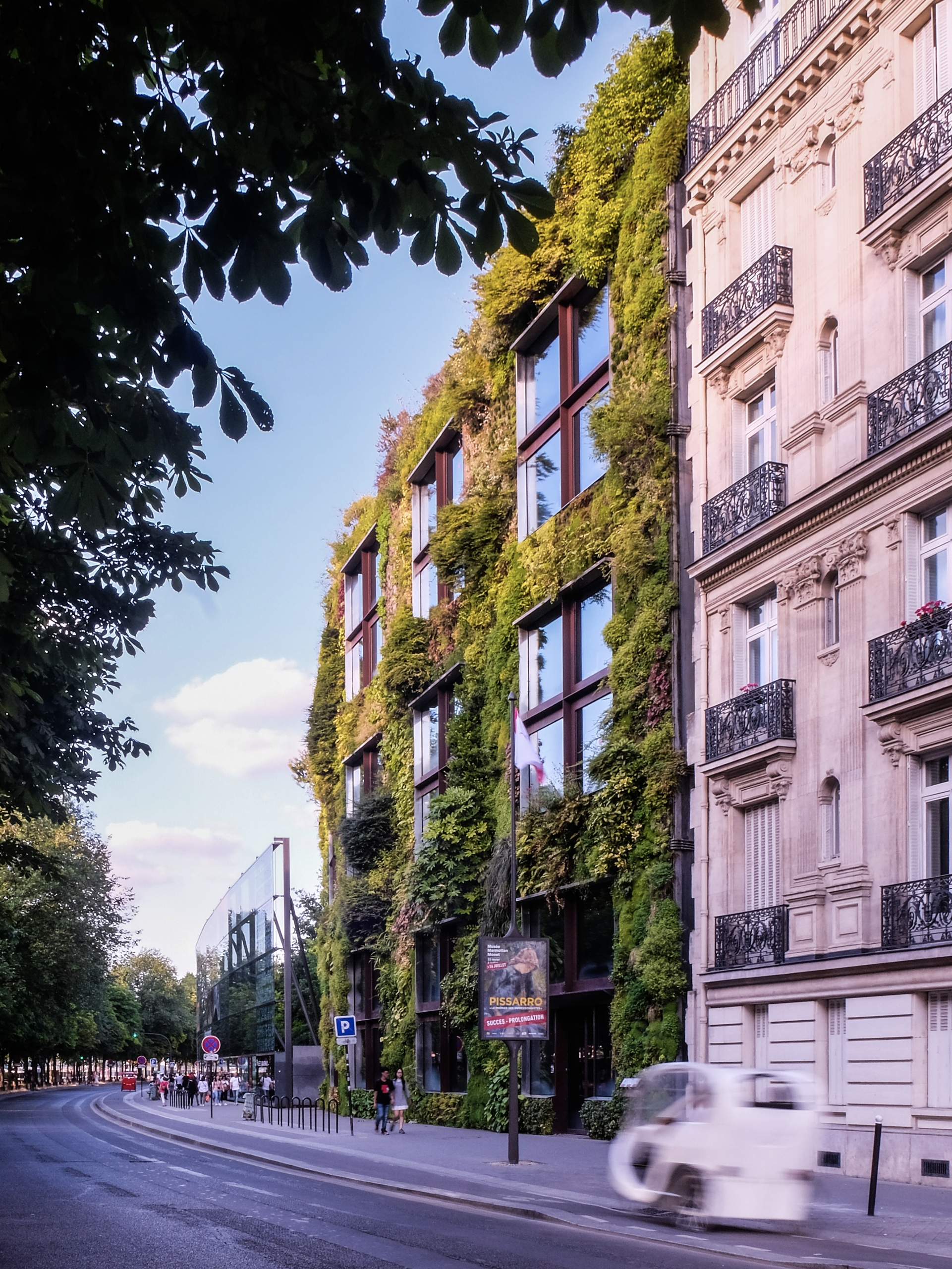 urban green - quaibranly, jeannouvel - danhogman | ello