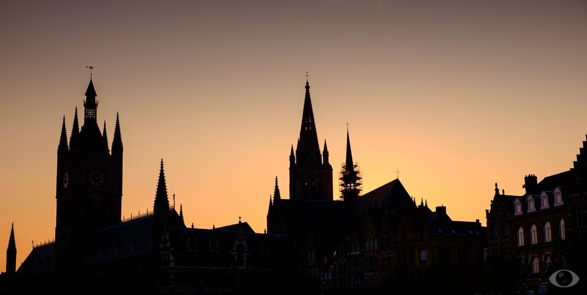 Chinese shadows Ypres. skyline  - velviake | ello