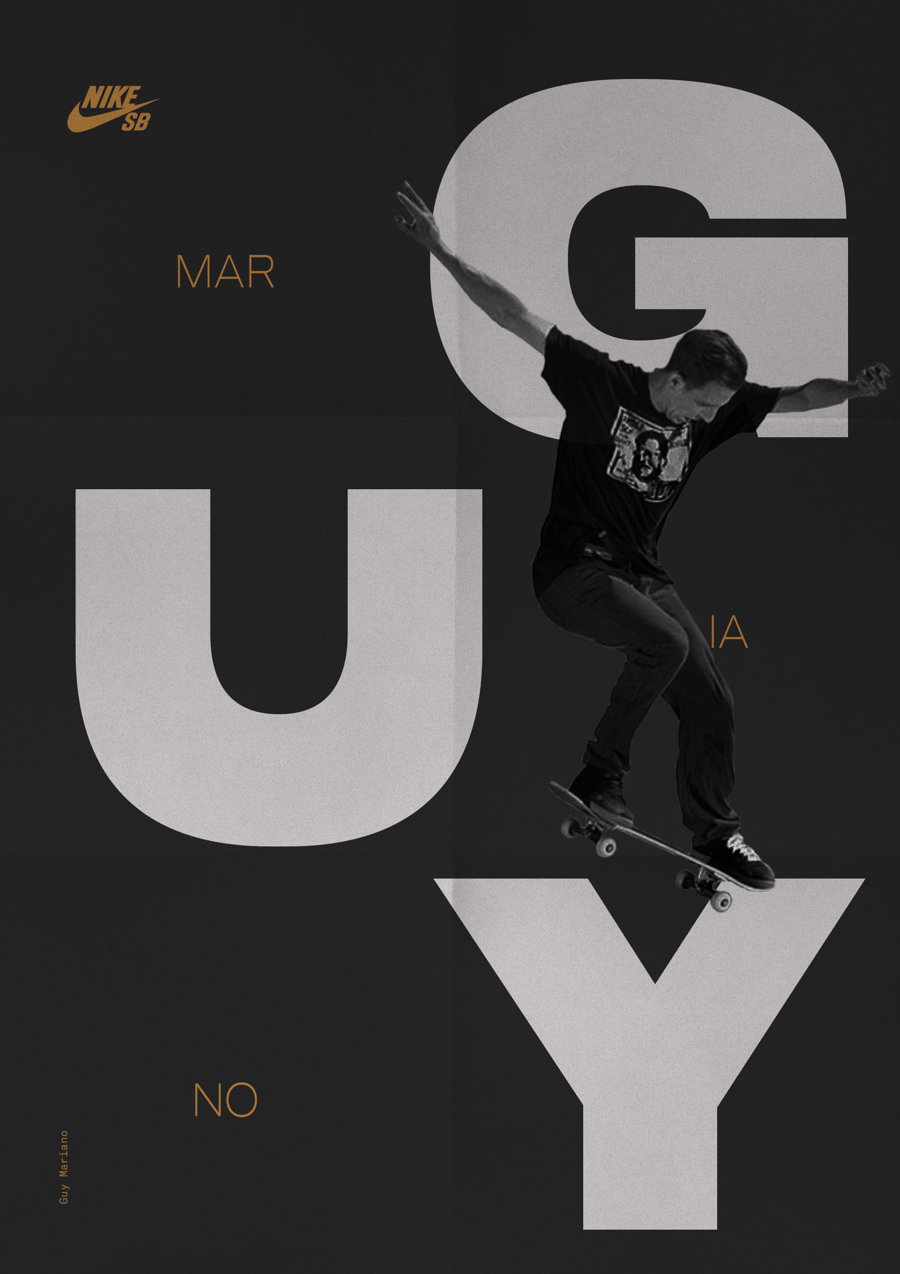 Guy Mariano. Nike SB - luiscoderque | ello