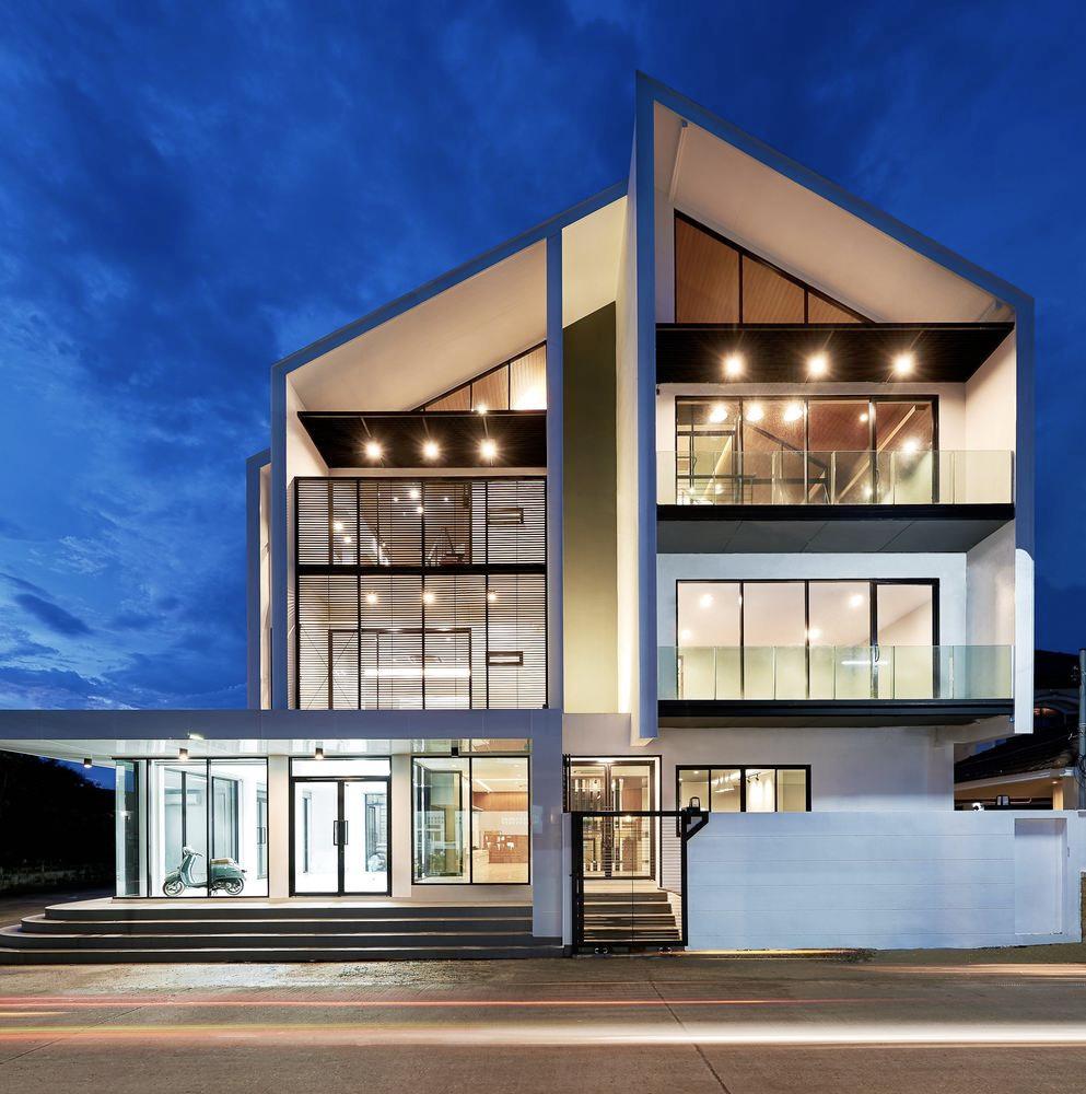 Pok House / Sute Architect - architecture - red_wolf | ello