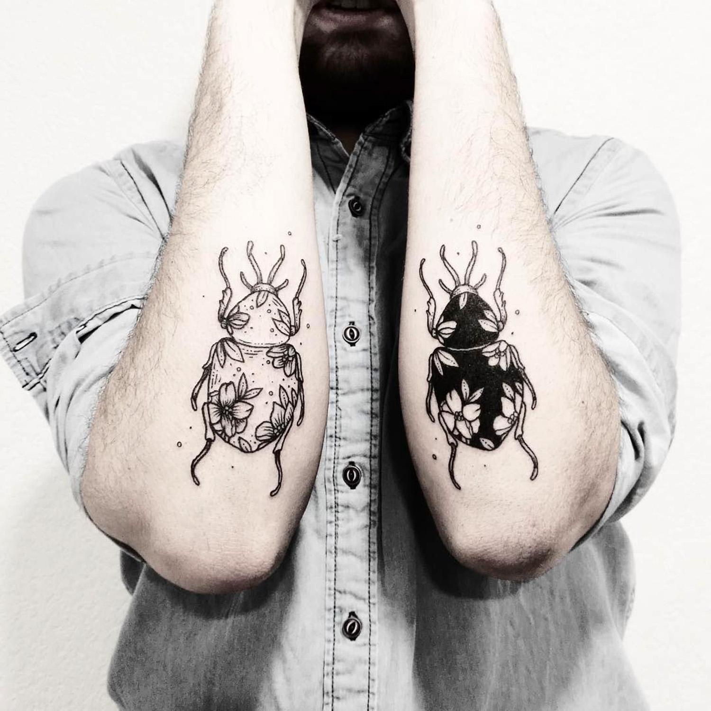 Illustrative Tattoos Design Sub - scene360 | ello