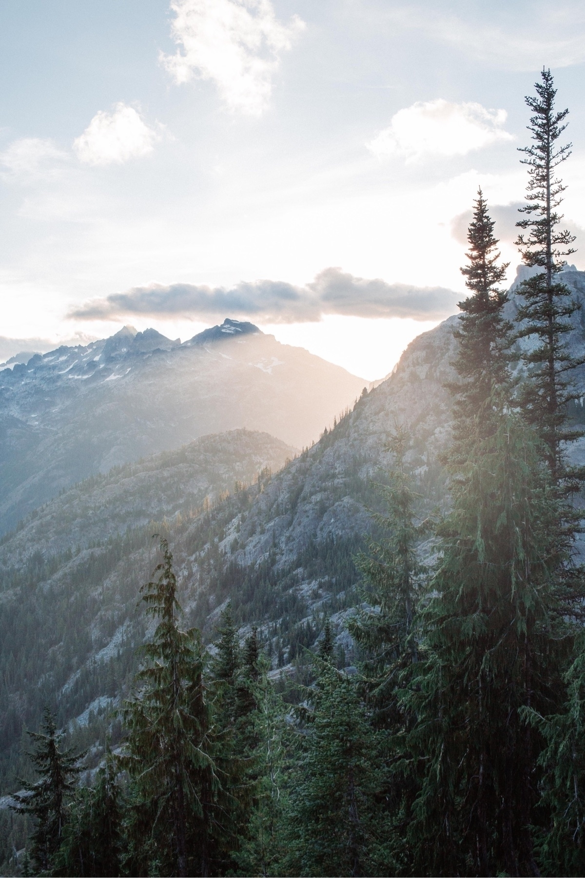 caught sunset mountains excited - brandonscottherrell | ello