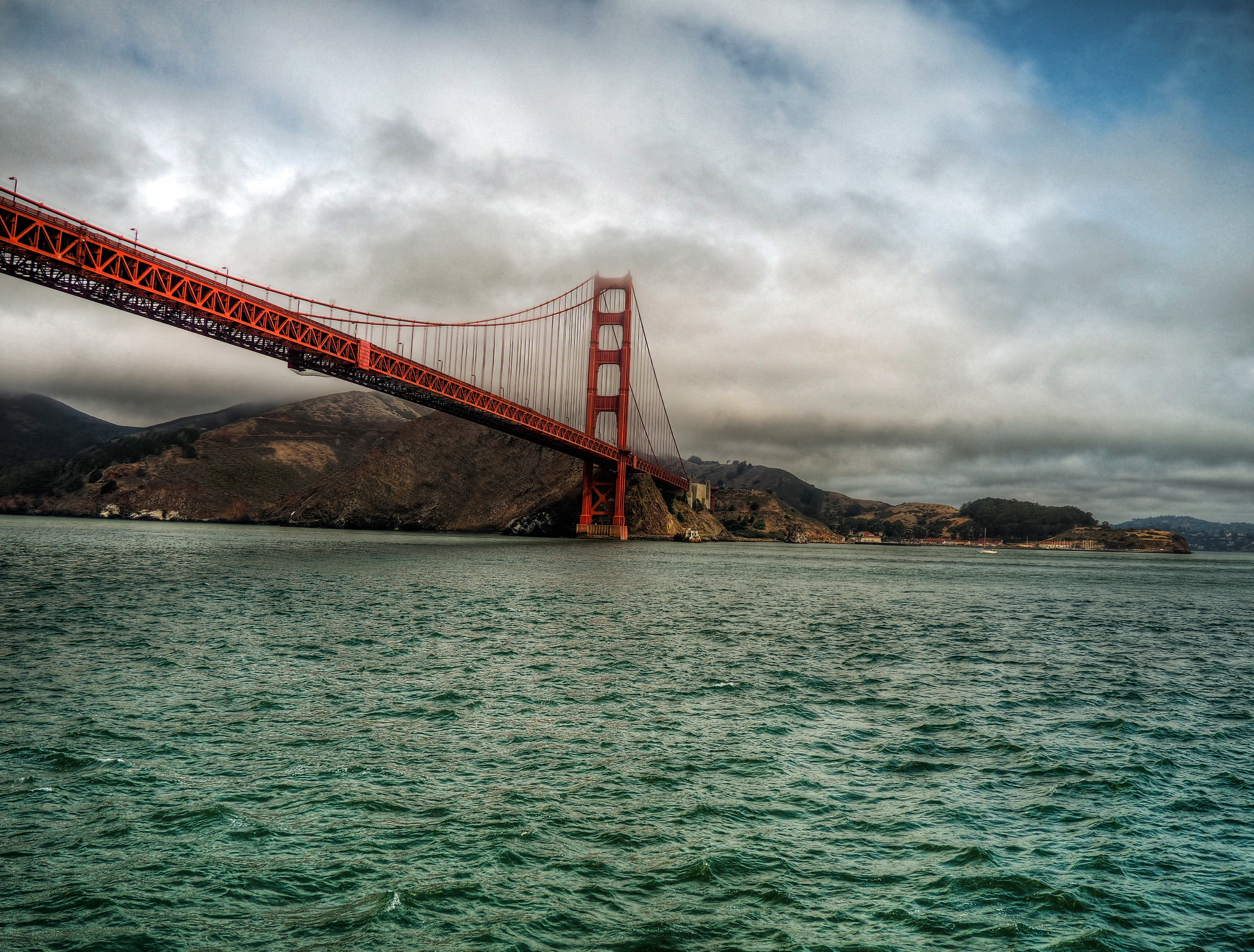 Golden Gate - Bridge San Franci - neilhoward | ello