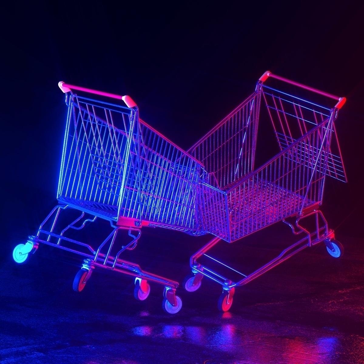3D, Digital, Design, Art, Color - aaaronkaufman | ello