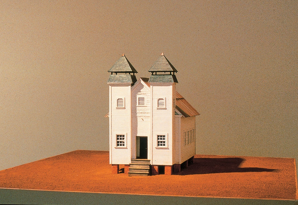 William Christenberry - painting - modernism_is_crap | ello