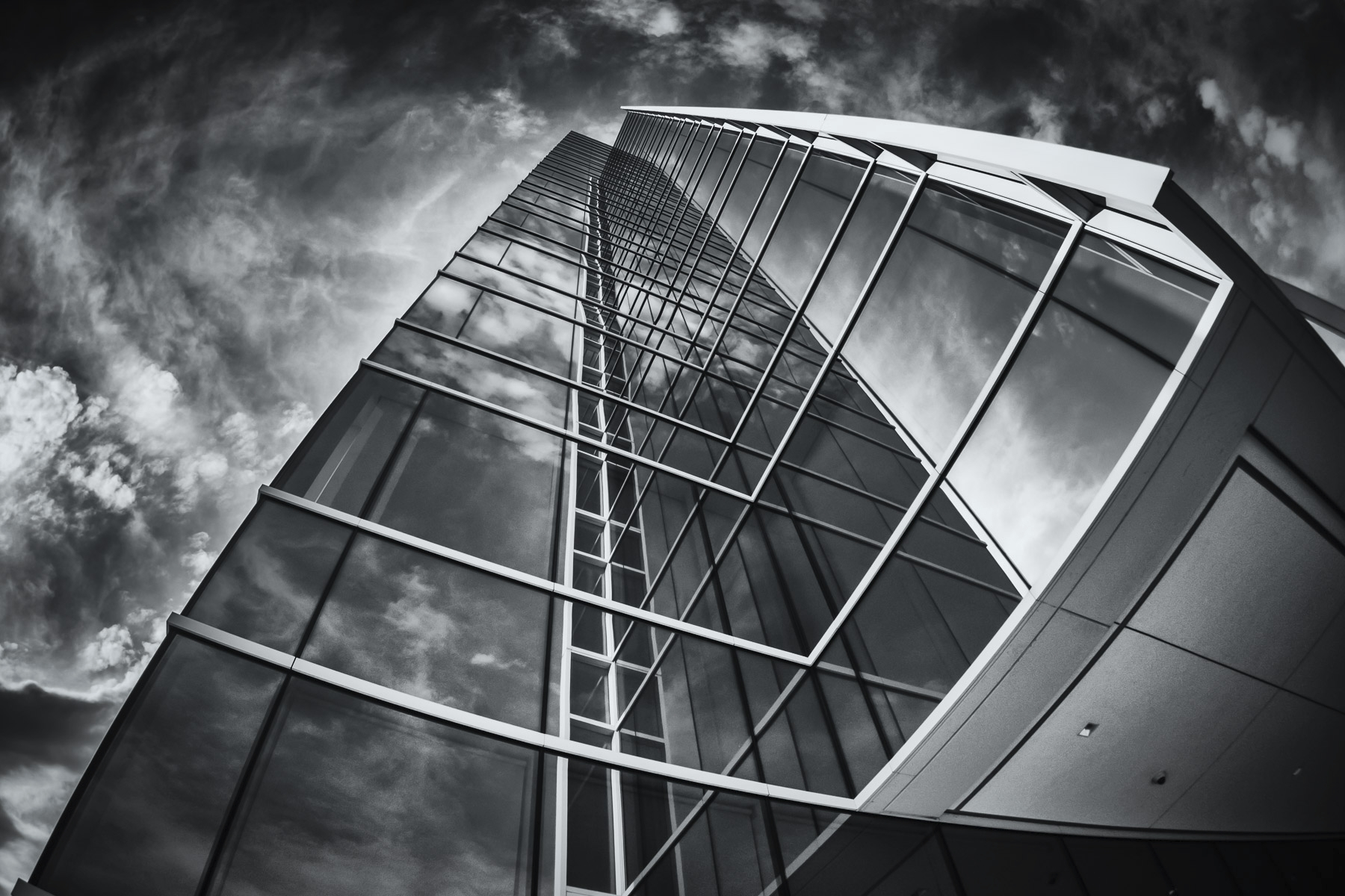 Mirror Sky HALL Arts building r - mattgharvey   ello