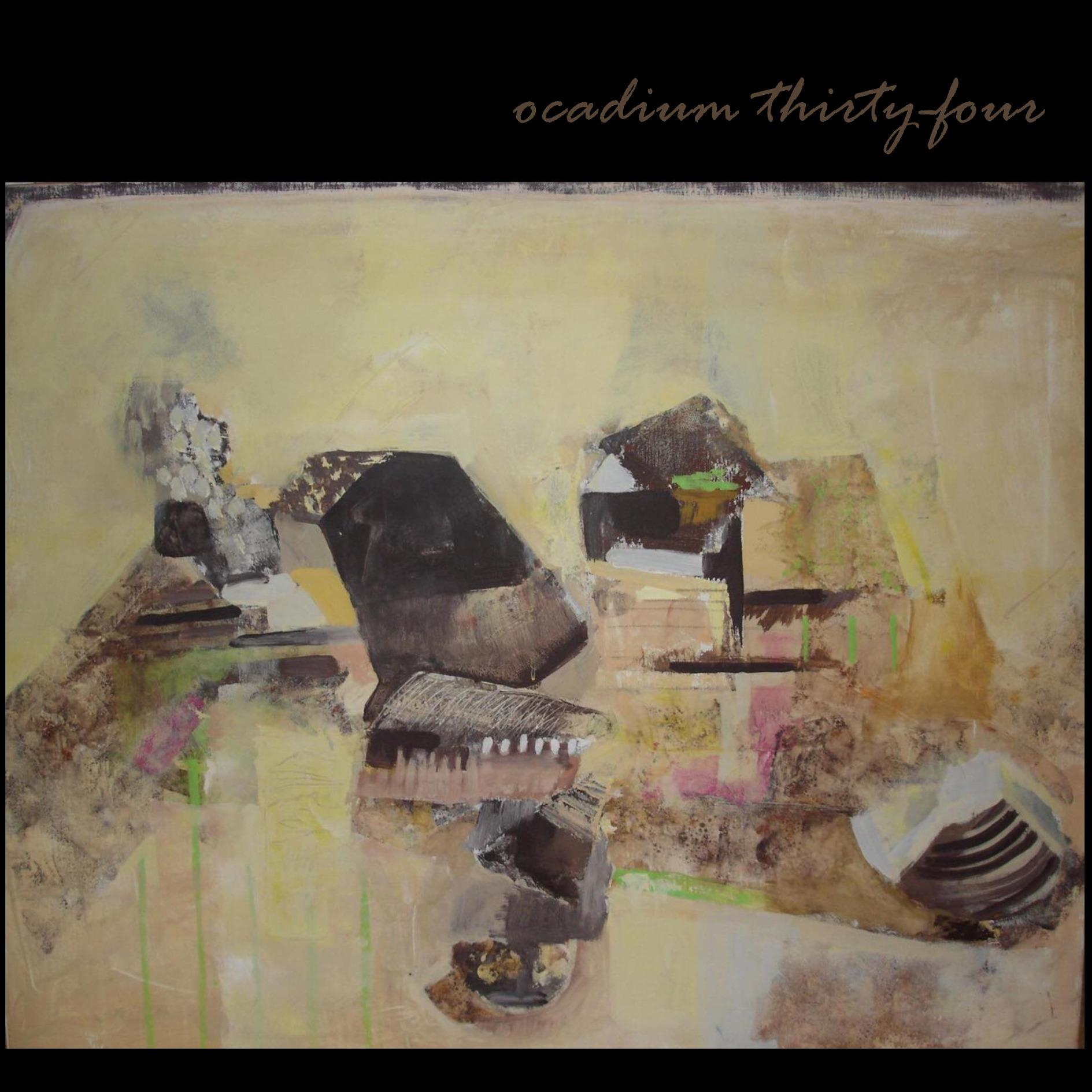Cover art album 'Ocadium Ocadiu - qualo | ello