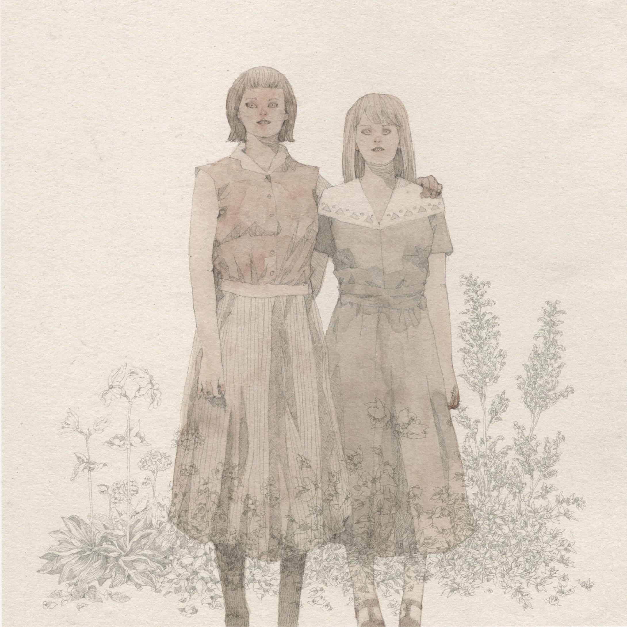 heartache blooms - drawing, print - lucong | ello