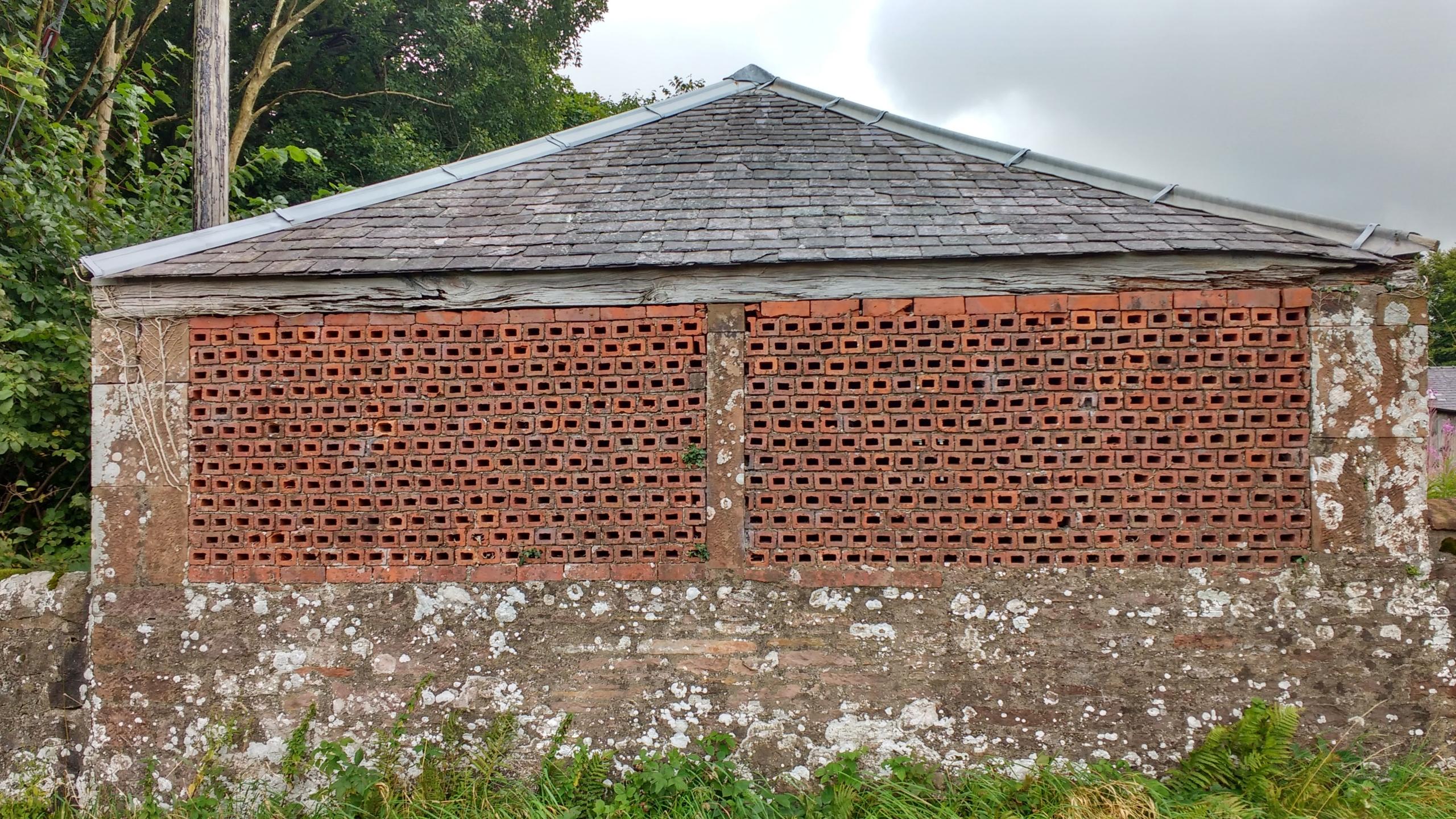outbuilding/barn. loved regular - firehorsetextiles | ello