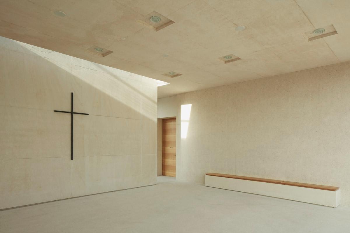 Tom Munz Architekt built cemete - thisispaper | ello