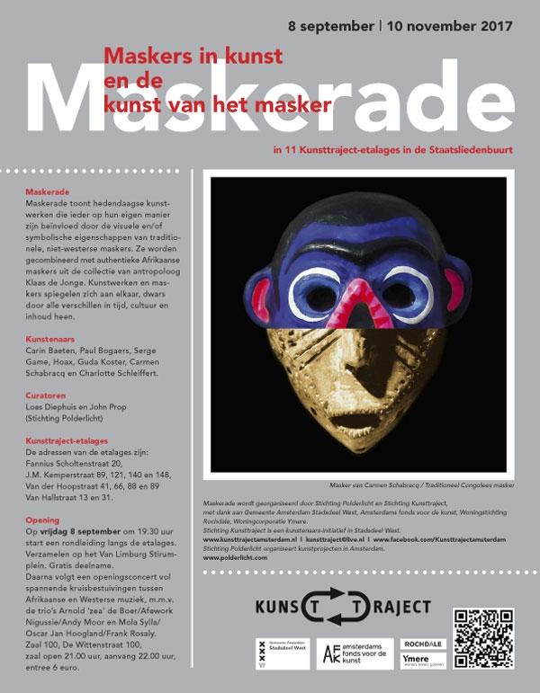 MASKERADE exhibition tradional  - gudakoster   ello