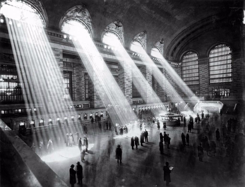 Grand Central 1929 - NYC - dark_george | ello