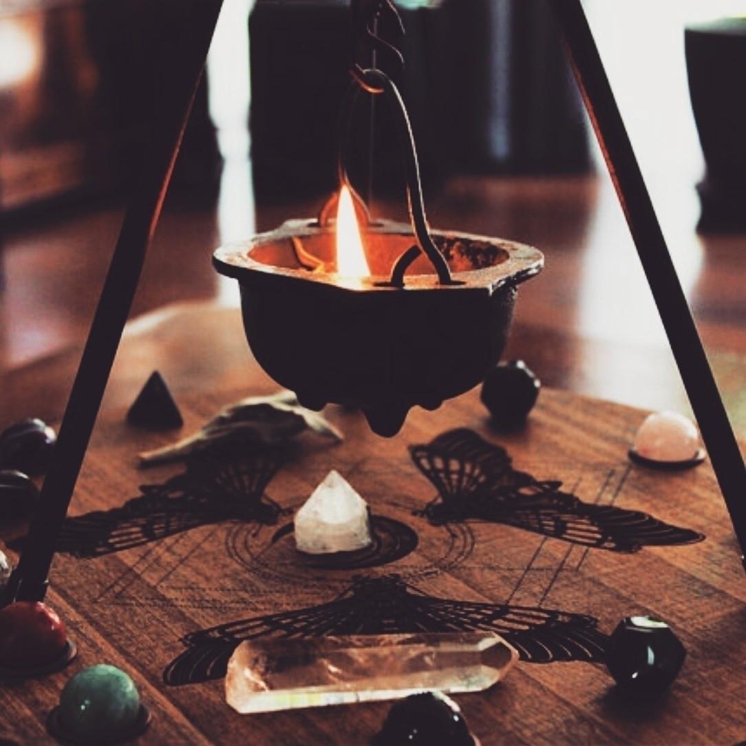 completed listed Cauldron Tri-P - grayvervain | ello