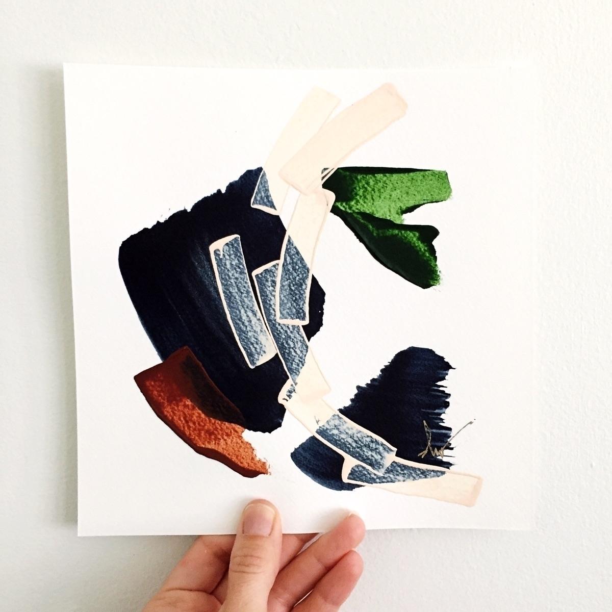 small experiments making pile.  - ebw_artwork | ello