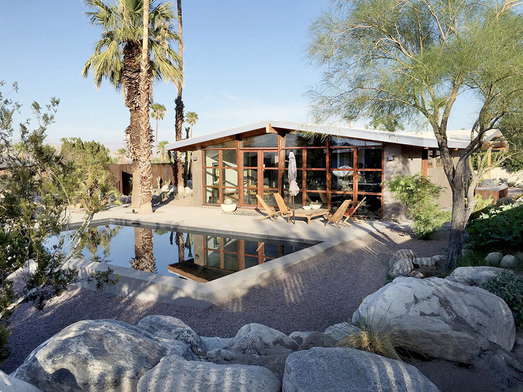 Chino Canyon Residence / Mile H - red_wolf | ello