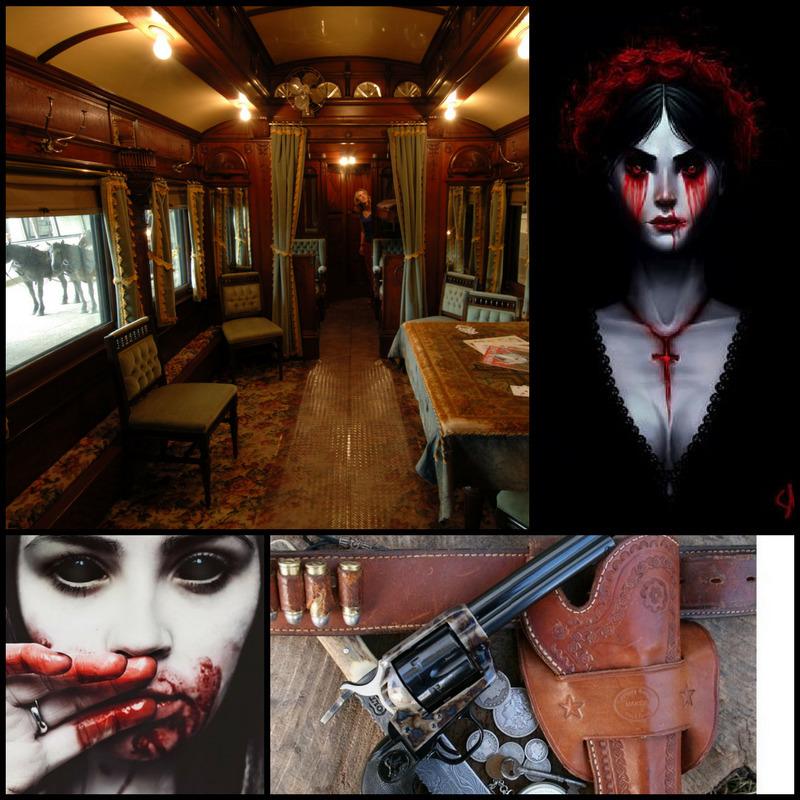 Rourke Tristan train Golgotha a - cassiecarnage   ello