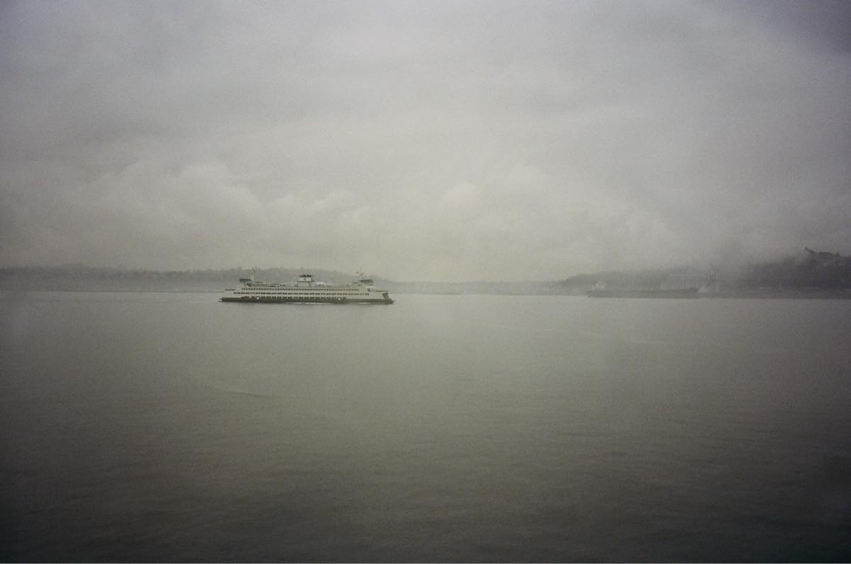 Ferry 35mm Seattle, WA - photography - abigail_swanson | ello