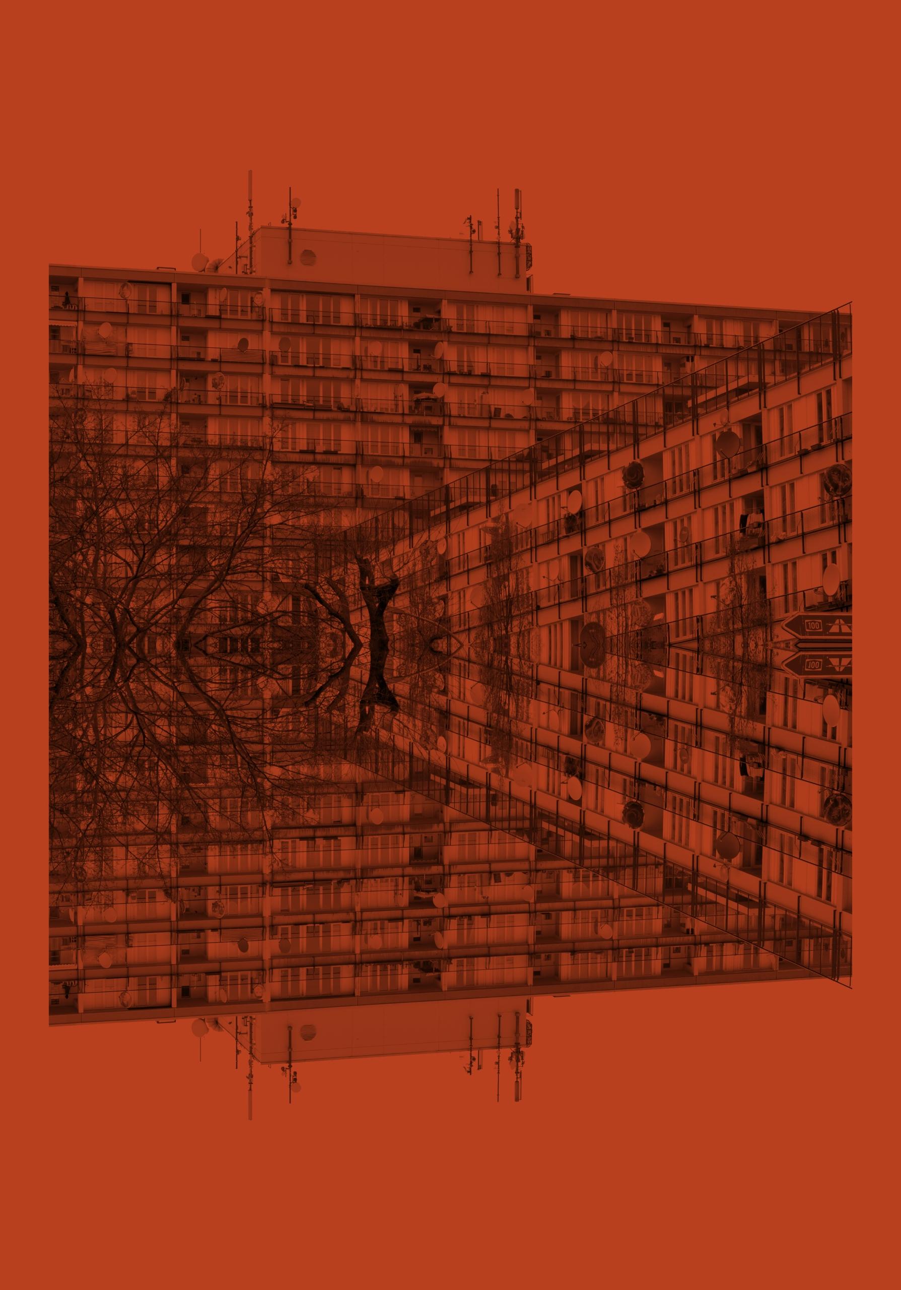 Apartment Blocks, Berlin. 2017 - yiannisermidiscreative | ello