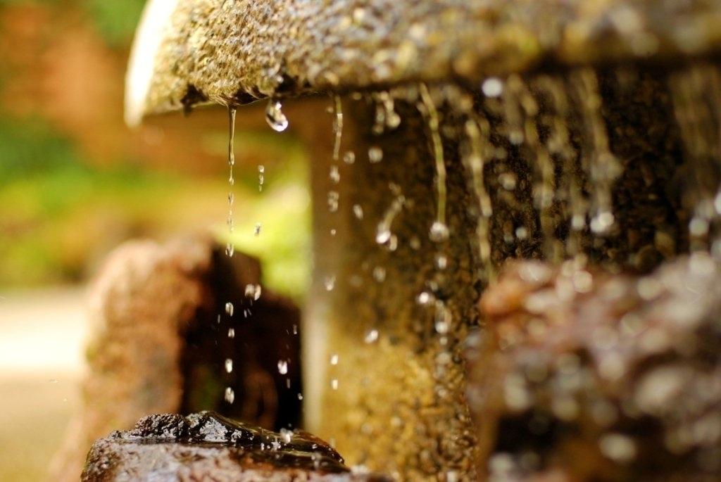 Dripping Water Hollows Stone Fo - johnmullinax   ello