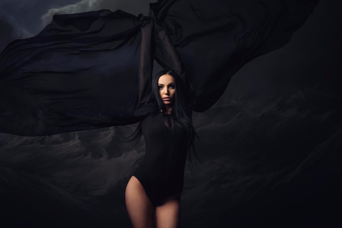 """Storm"" — Photographer:Nasicom - darkbeautymag | ello"