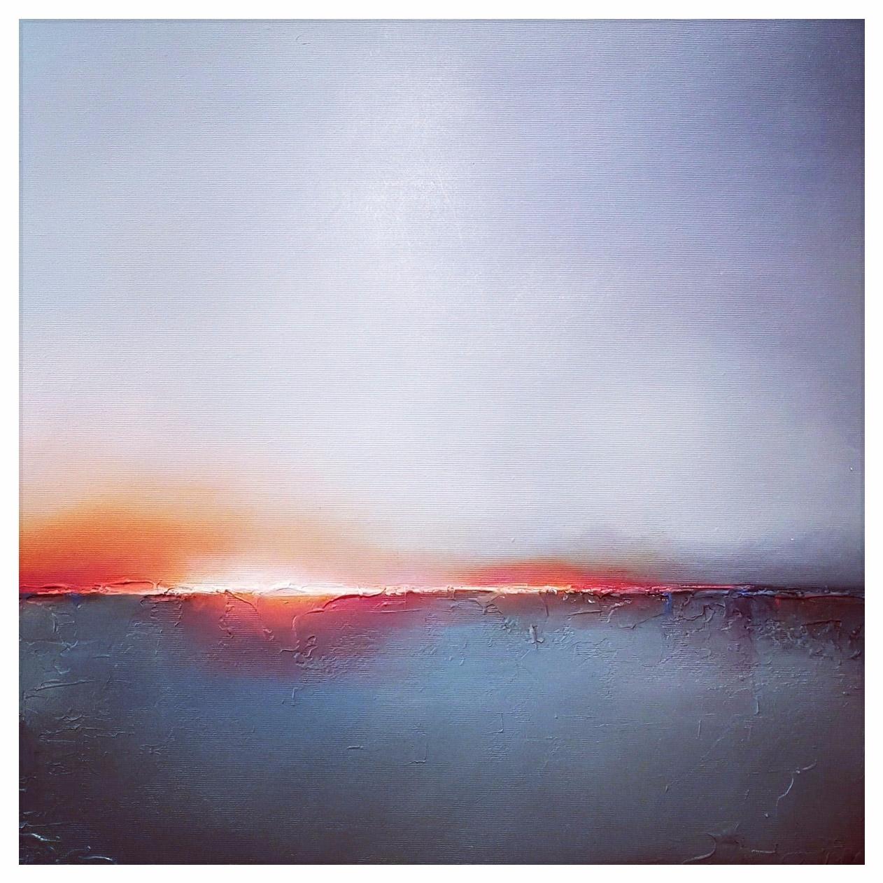 Sunset, 50 cm | Acrylic Mixed T - kim938 | ello