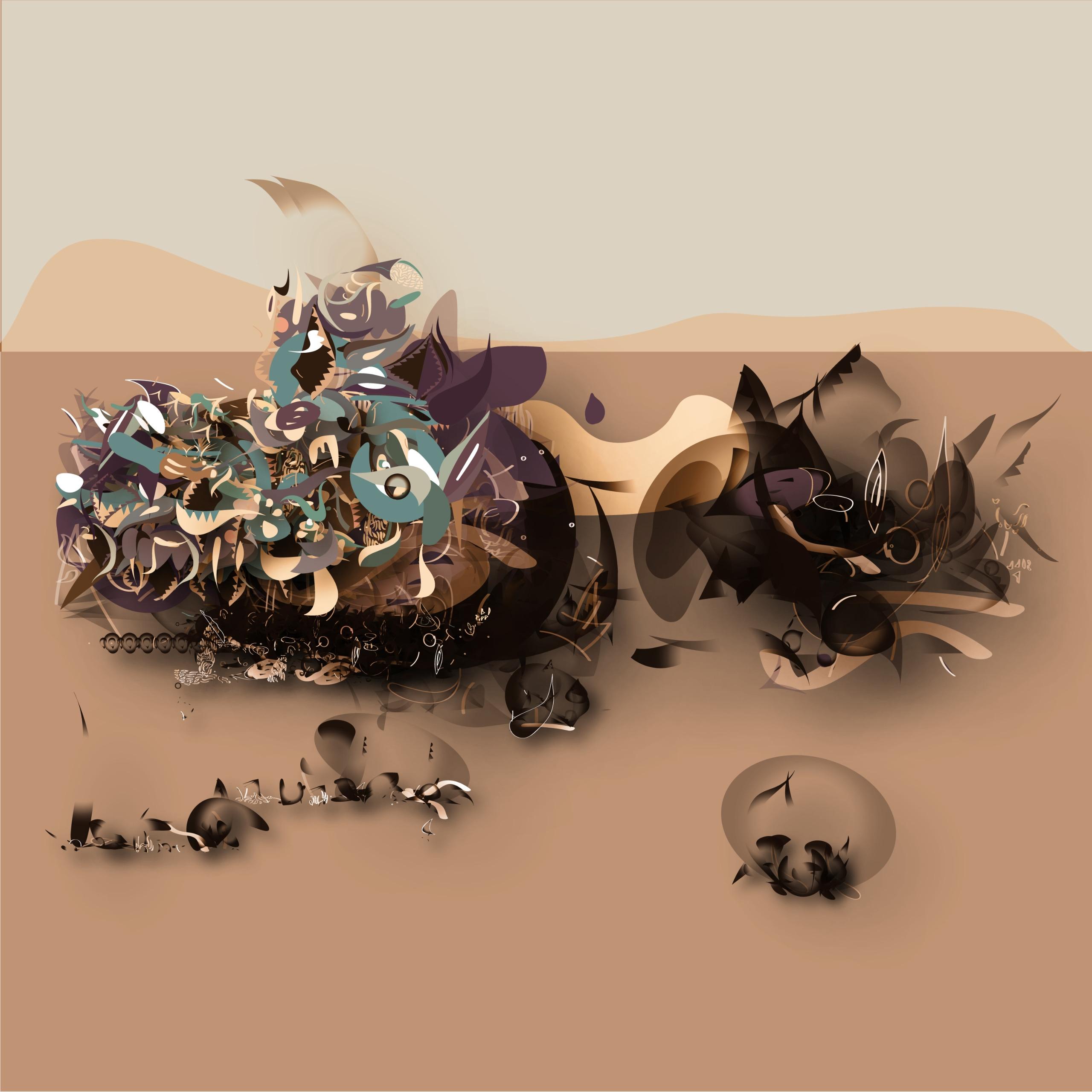 Cargo Vector Illustration -2017 - davidjoel | ello