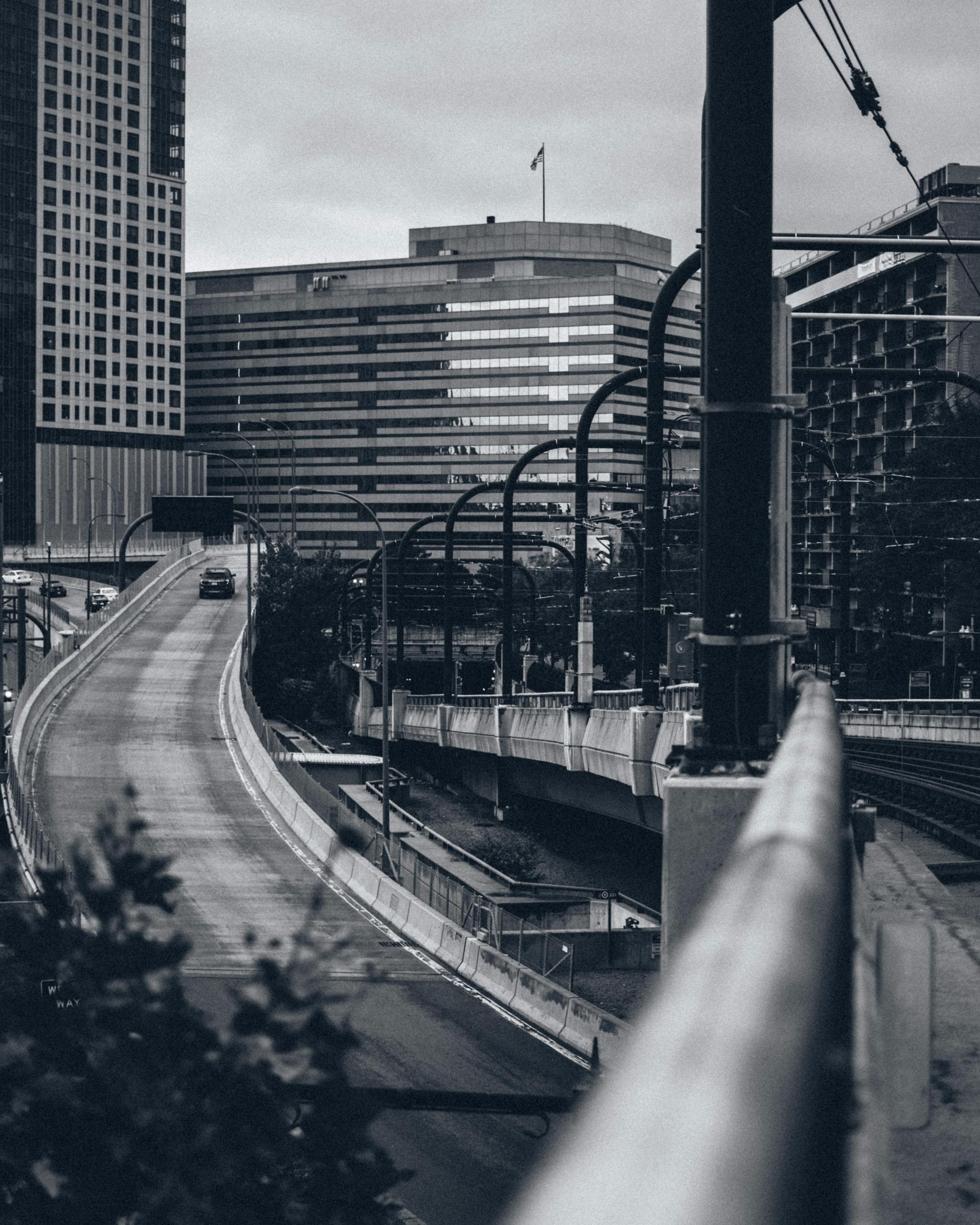 Commute - street, boston, photography - mareckd | ello