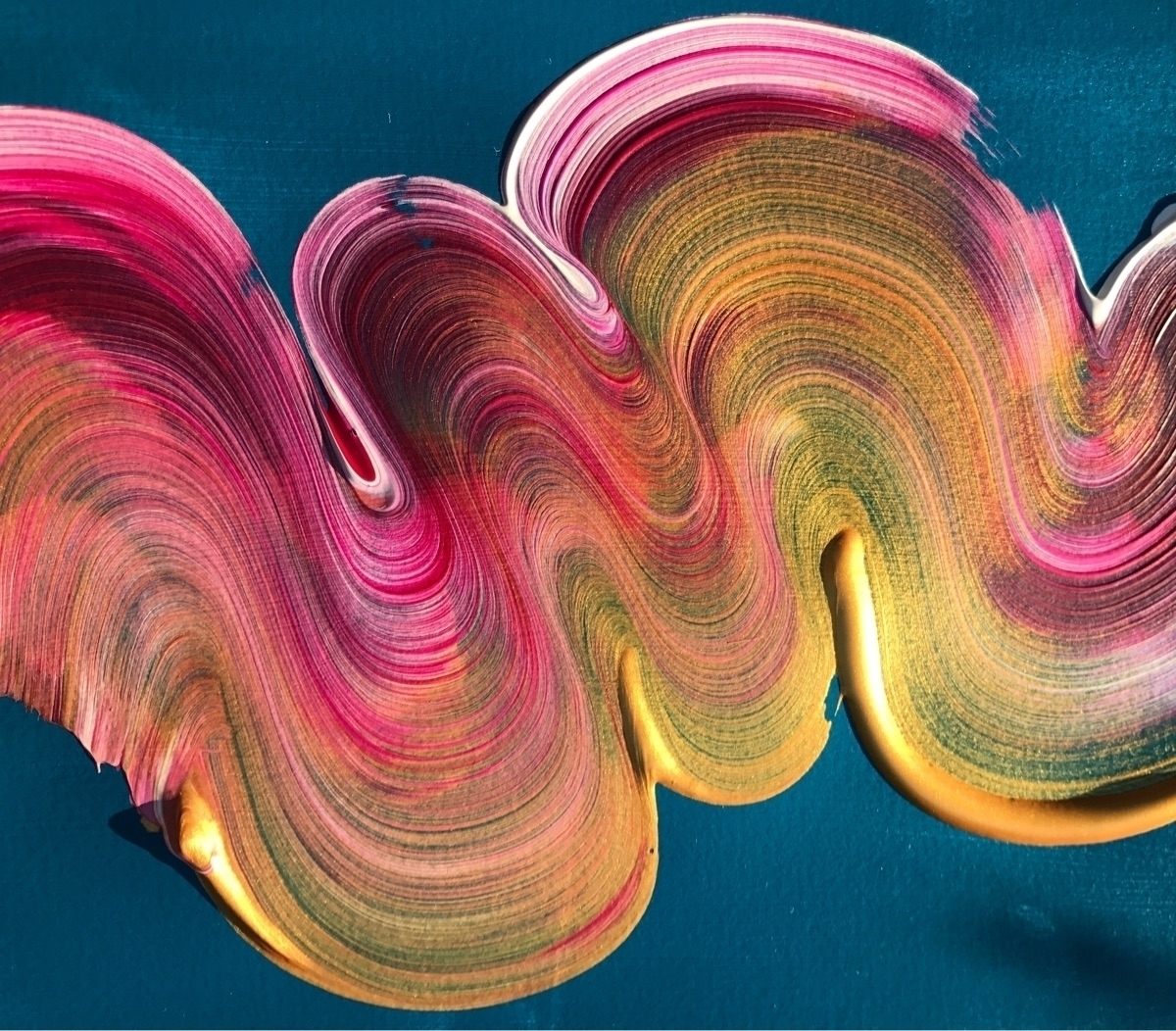 Wavelength - dhuston | ello
