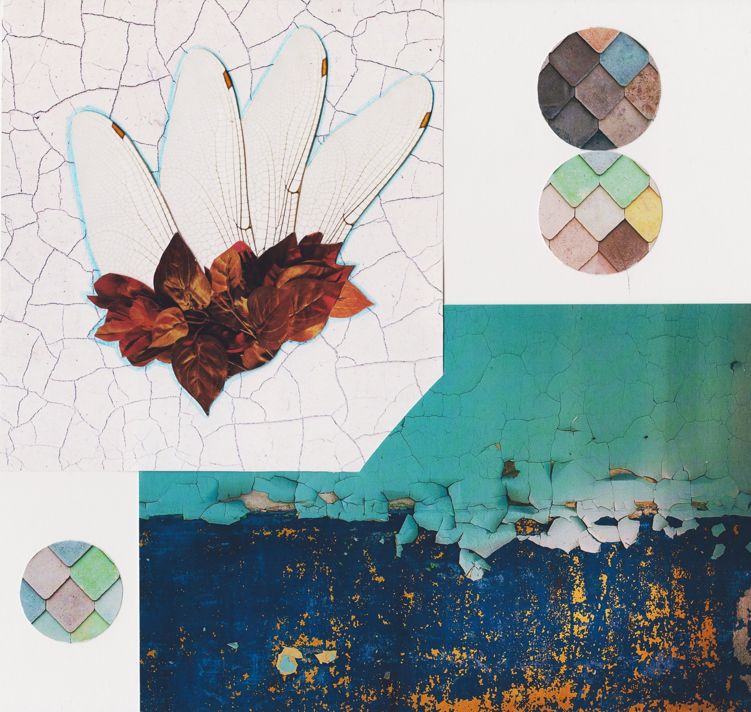 Untitled - Collage, Analogue, Colagem - marianabastoscollage | ello