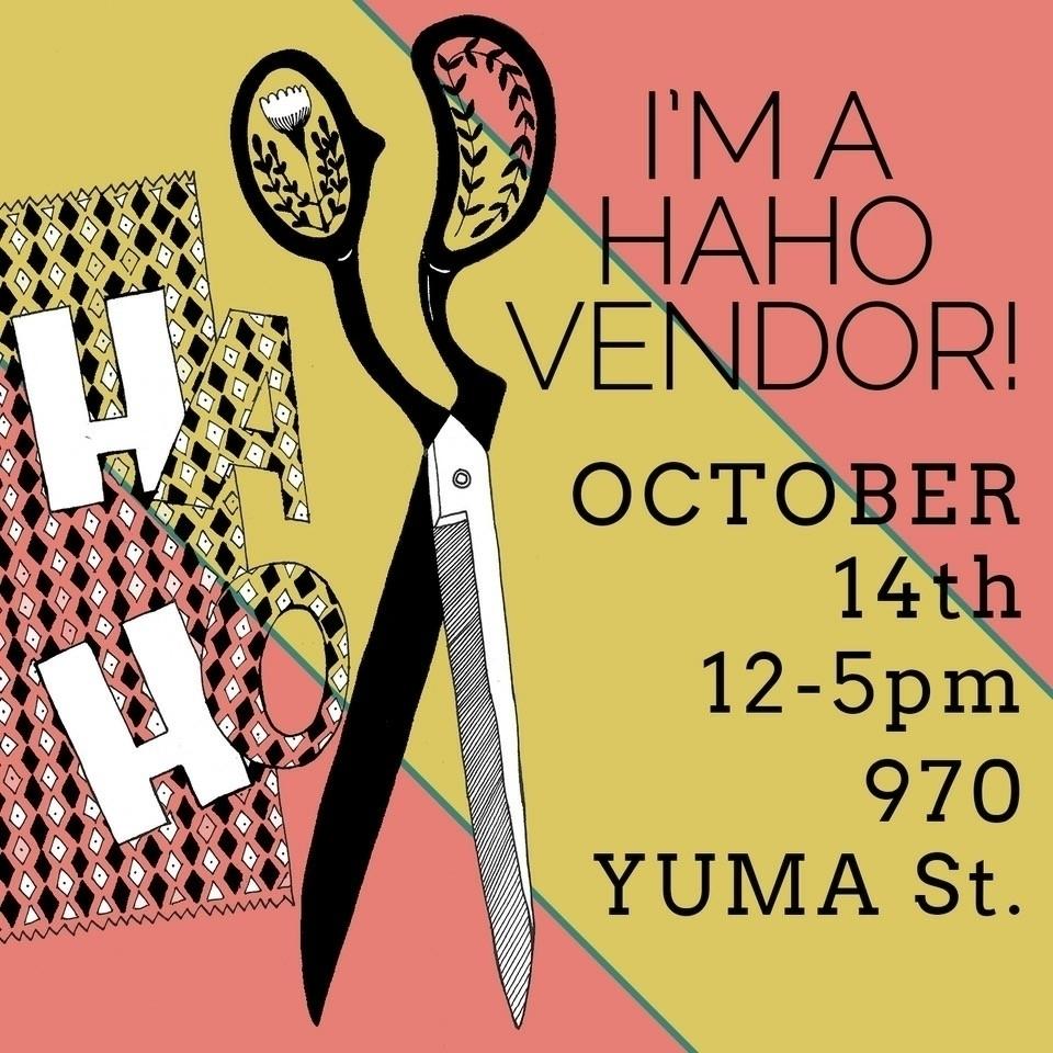 Saturday October Denver HAHO Ma - midnightjo | ello