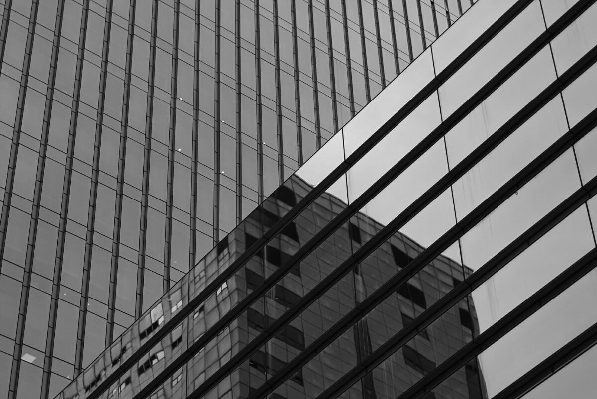 fell belongs - architecture, blackandwhite - monsieur_e | ello