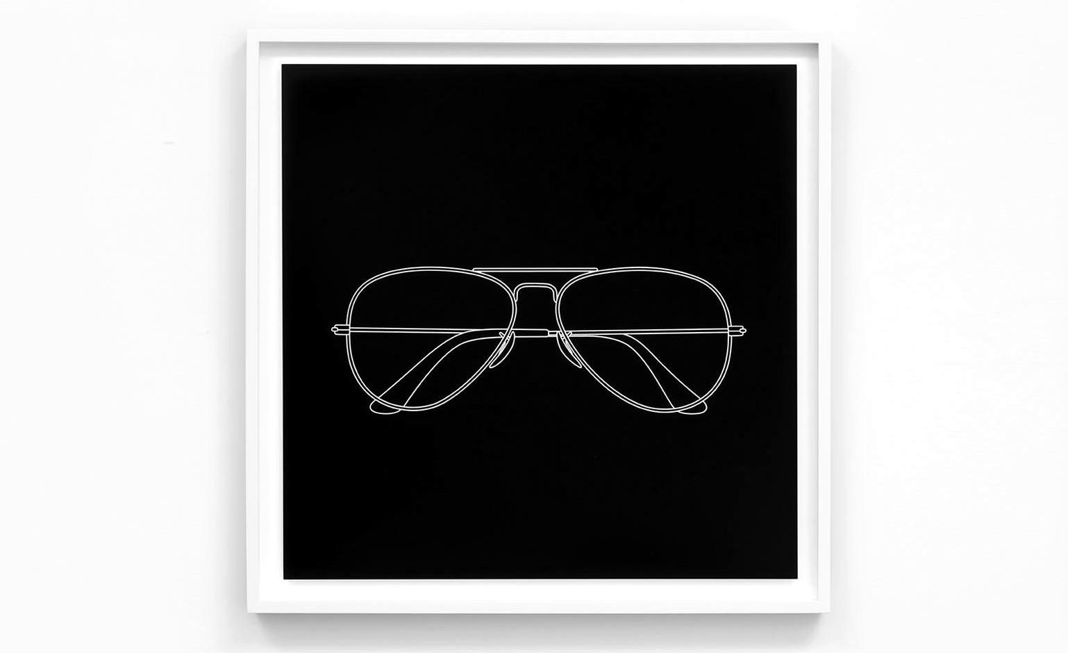 Design: Michael-Craig Martin Al - minimalist   ello