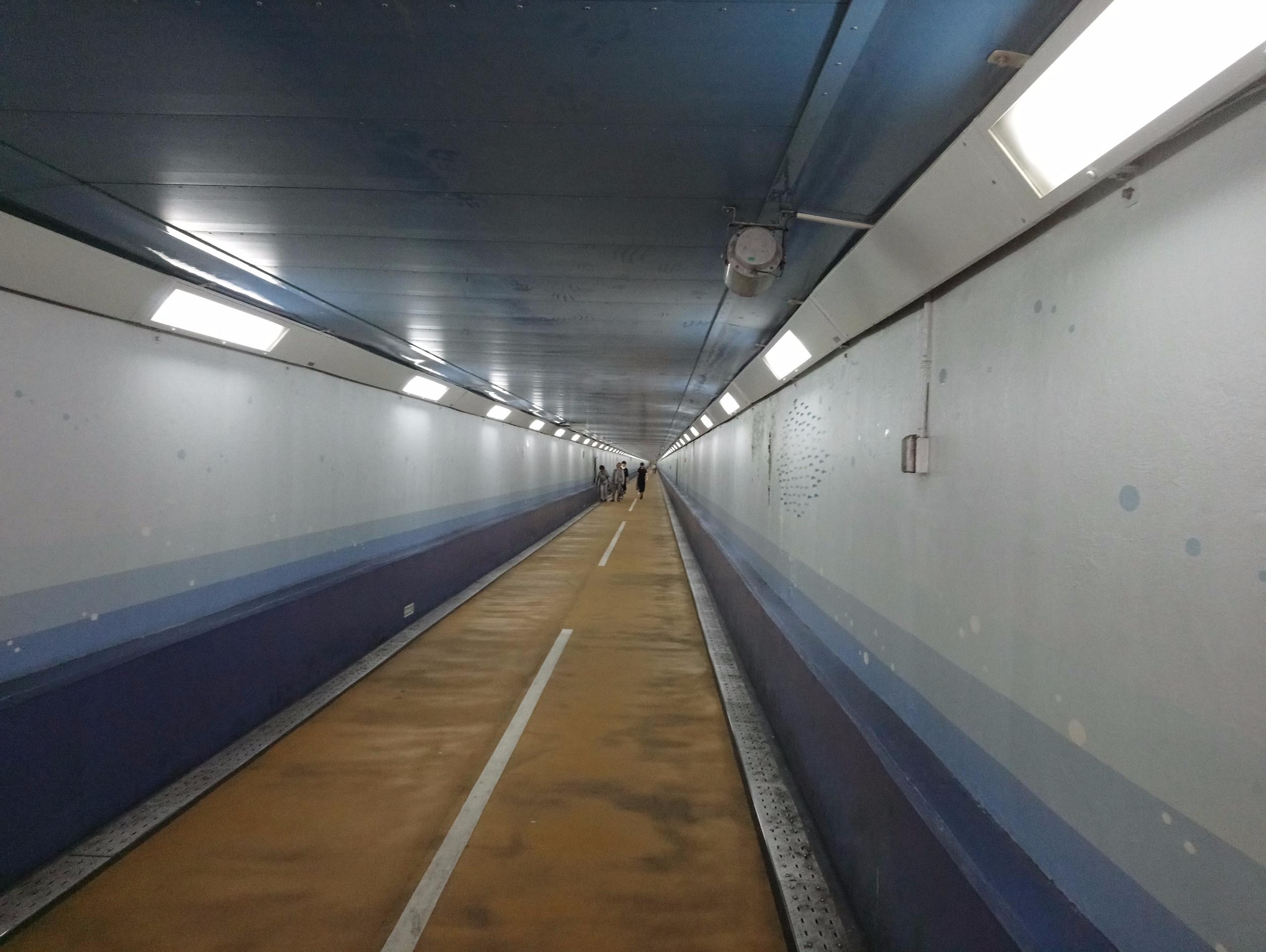 Kanmon-tunnel Shimonoseki, Japa - hamchang | ello