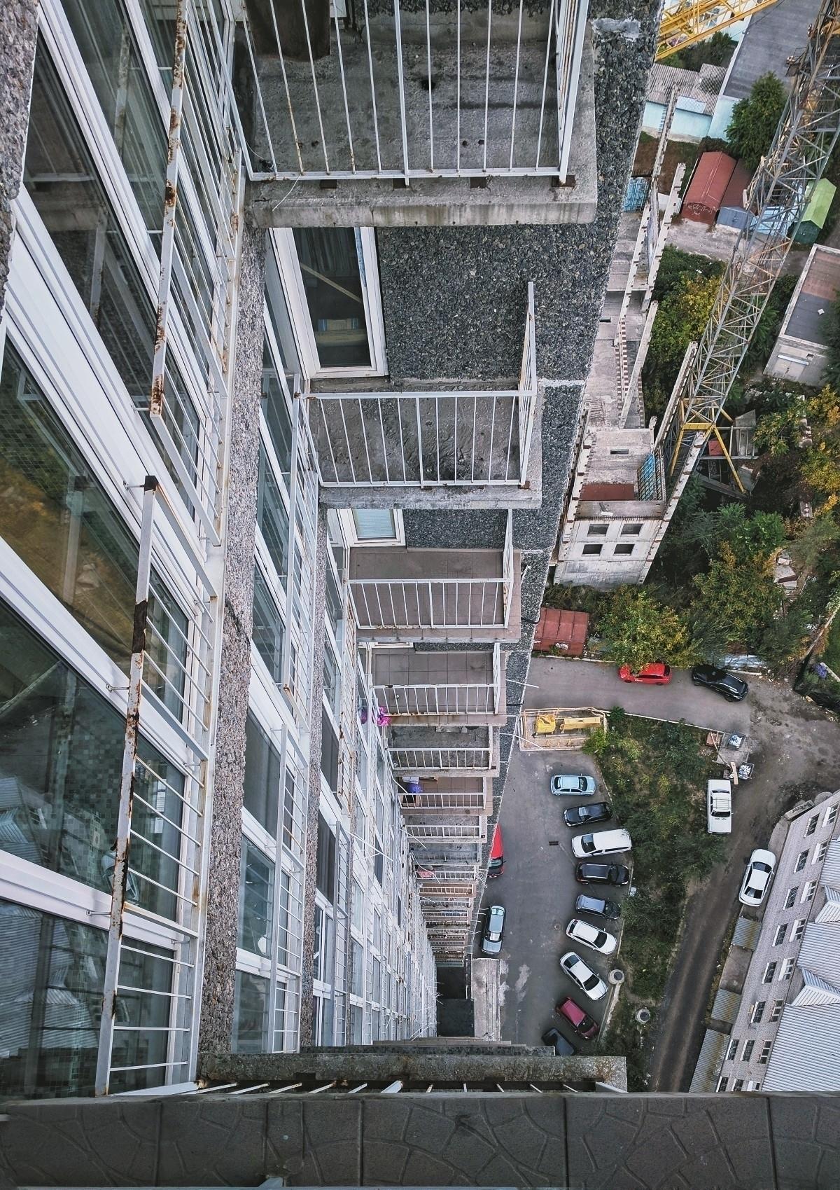 perspective, architecture - oblepiha | ello