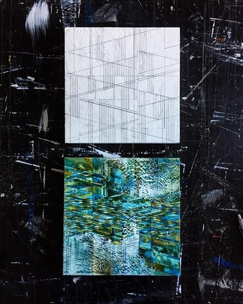Studio view, 10/17/2017 - jacobvanloon | ello