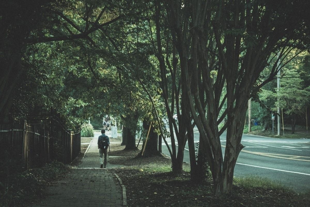 walk campus. Chapel Hill, North - iangarrickmason | ello