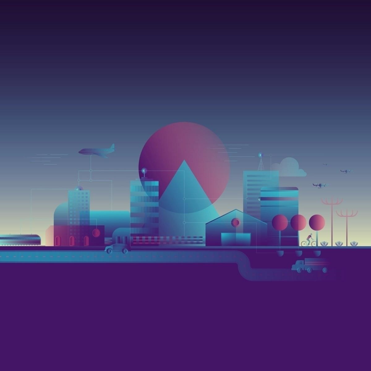 Exploring technologies connecte - fabioissao | ello