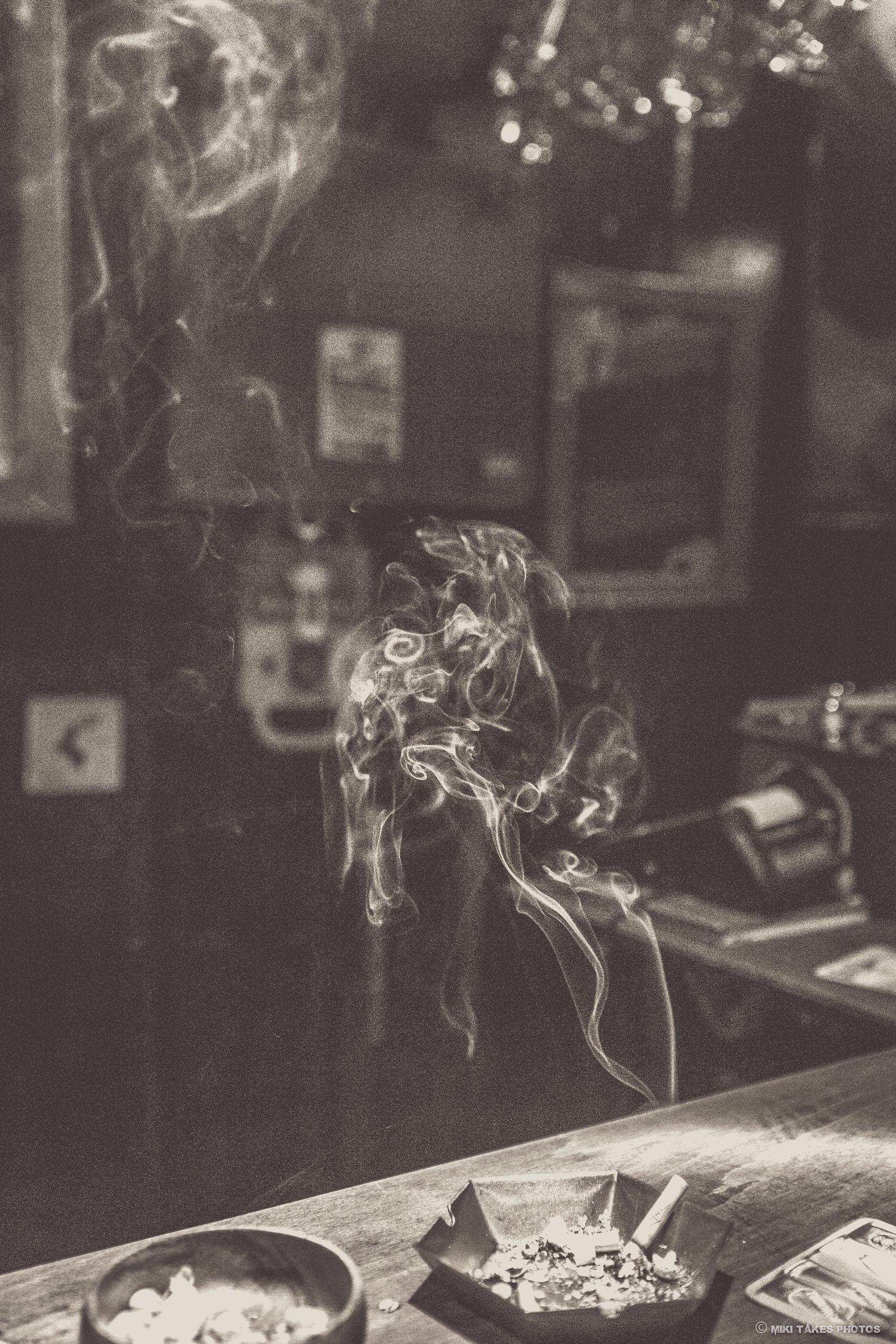 Smoky bar   Istanbul, Turkey - photography - mikitakesphotos   ello