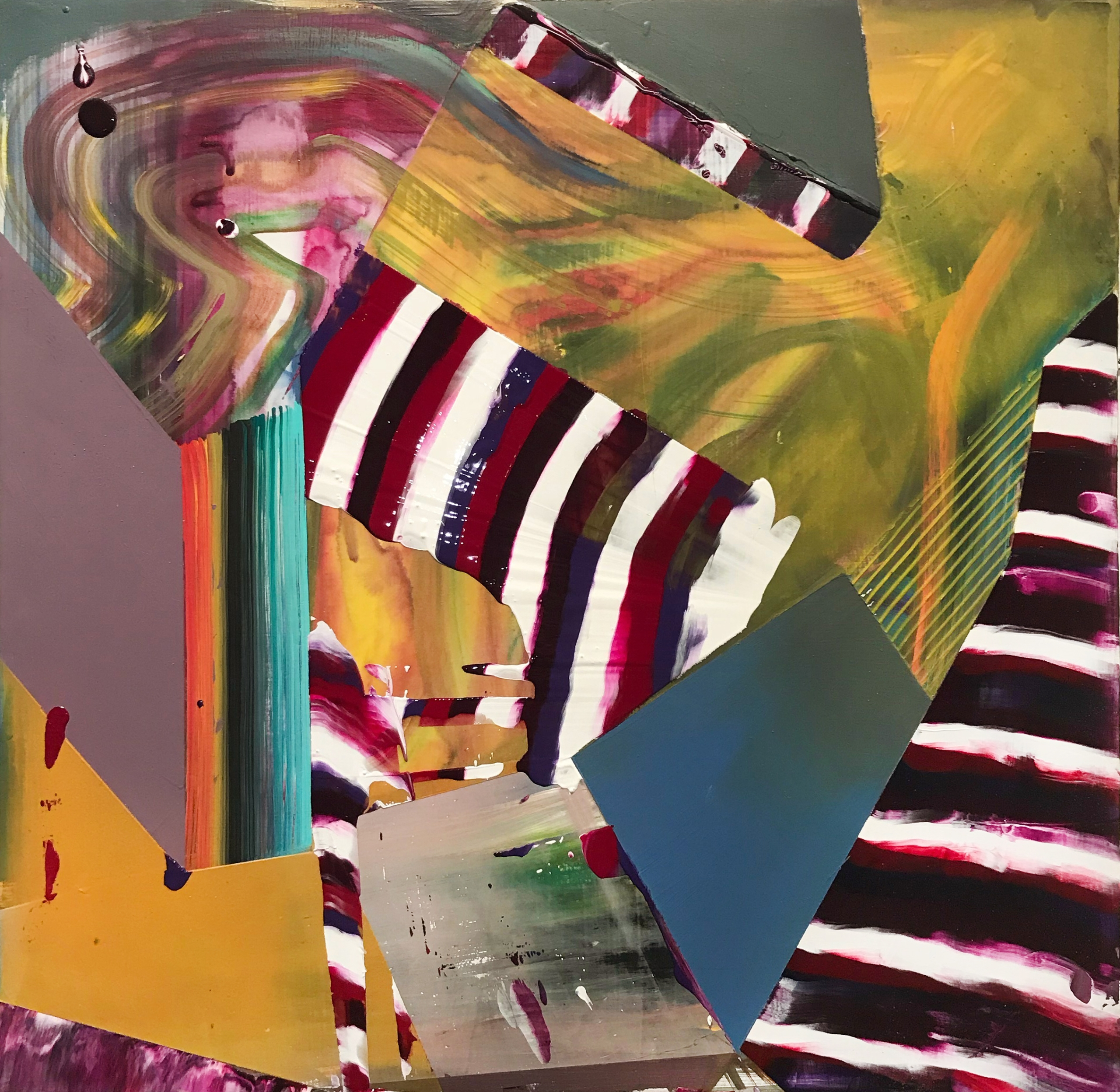 paintings panel finished Akron  - jennifferomaitz | ello