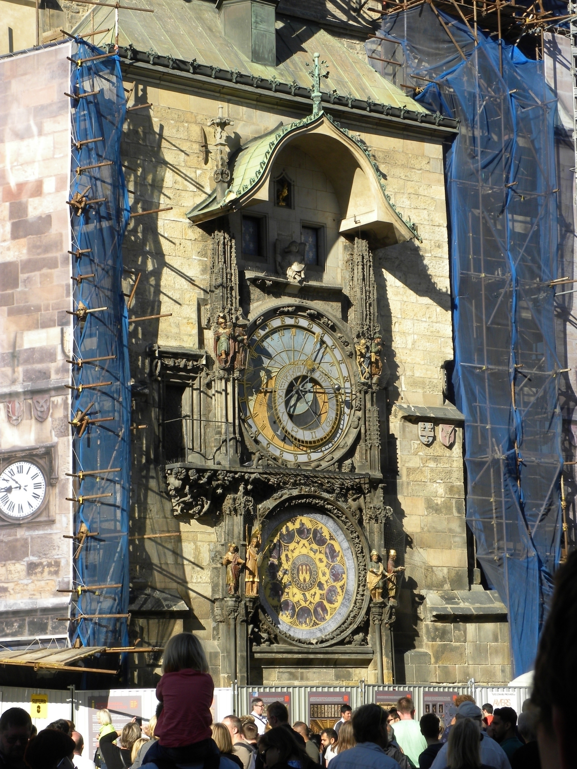 Prag II Die astronomische Uhr P - eatious   ello