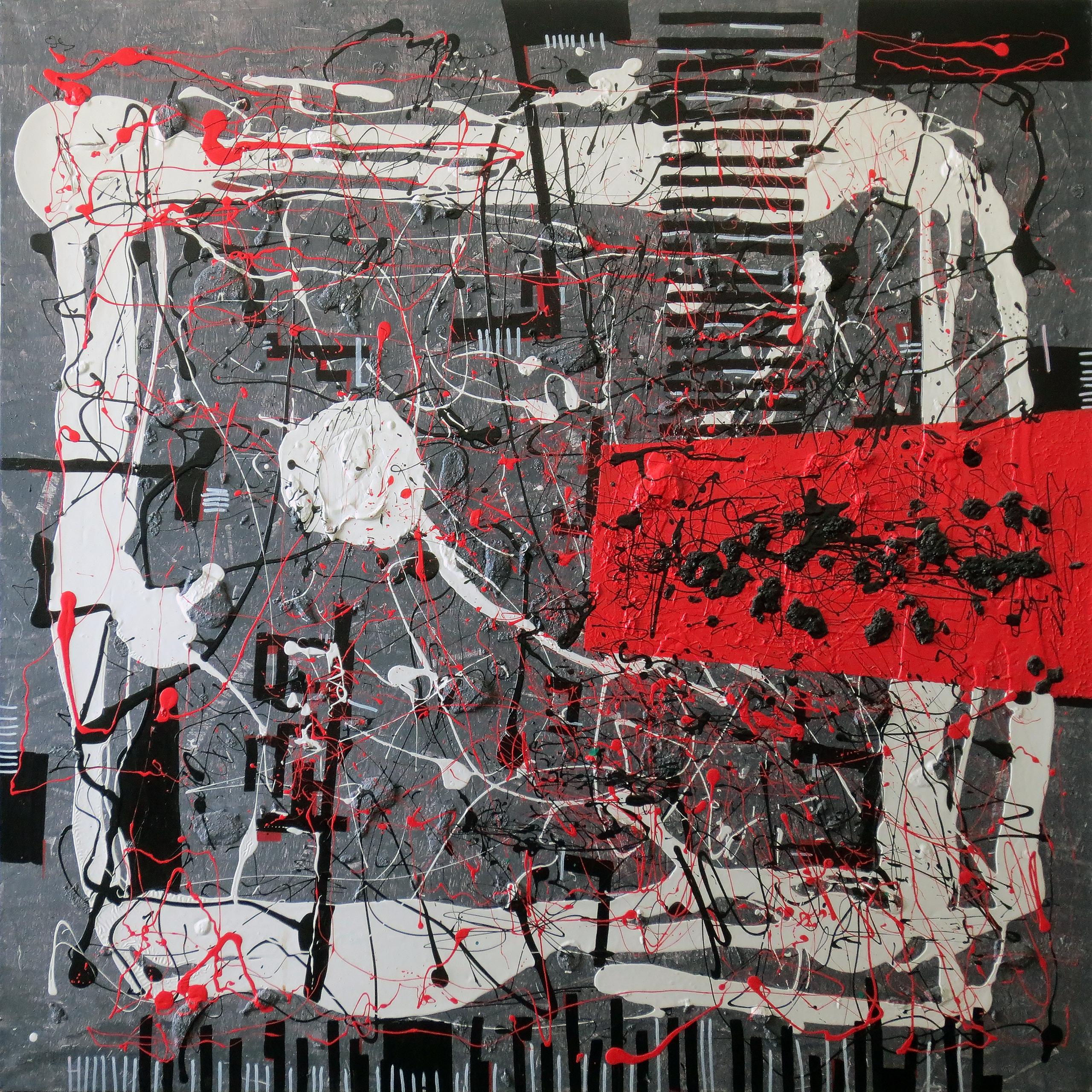 A28 (Contemporary abstract Spir - damjanpavlovic | ello