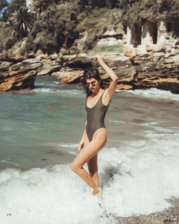 Beach hangs. Model - model, beach - sjperkins | ello
