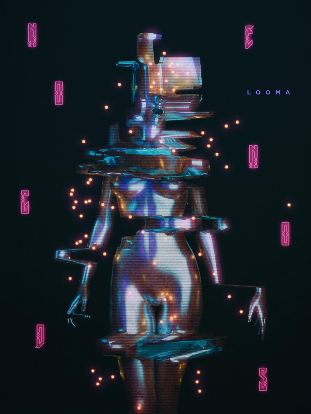 + Neon Gods LOOMA - daaast | ello