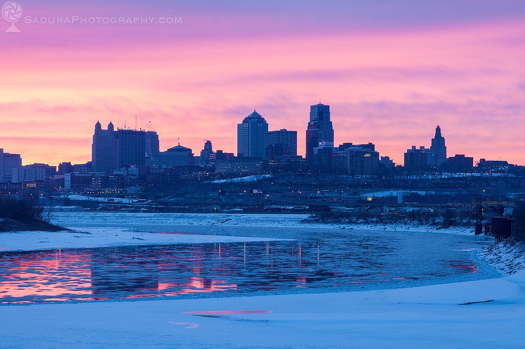 Kansas City reflected Missouri  - hsphotos | ello