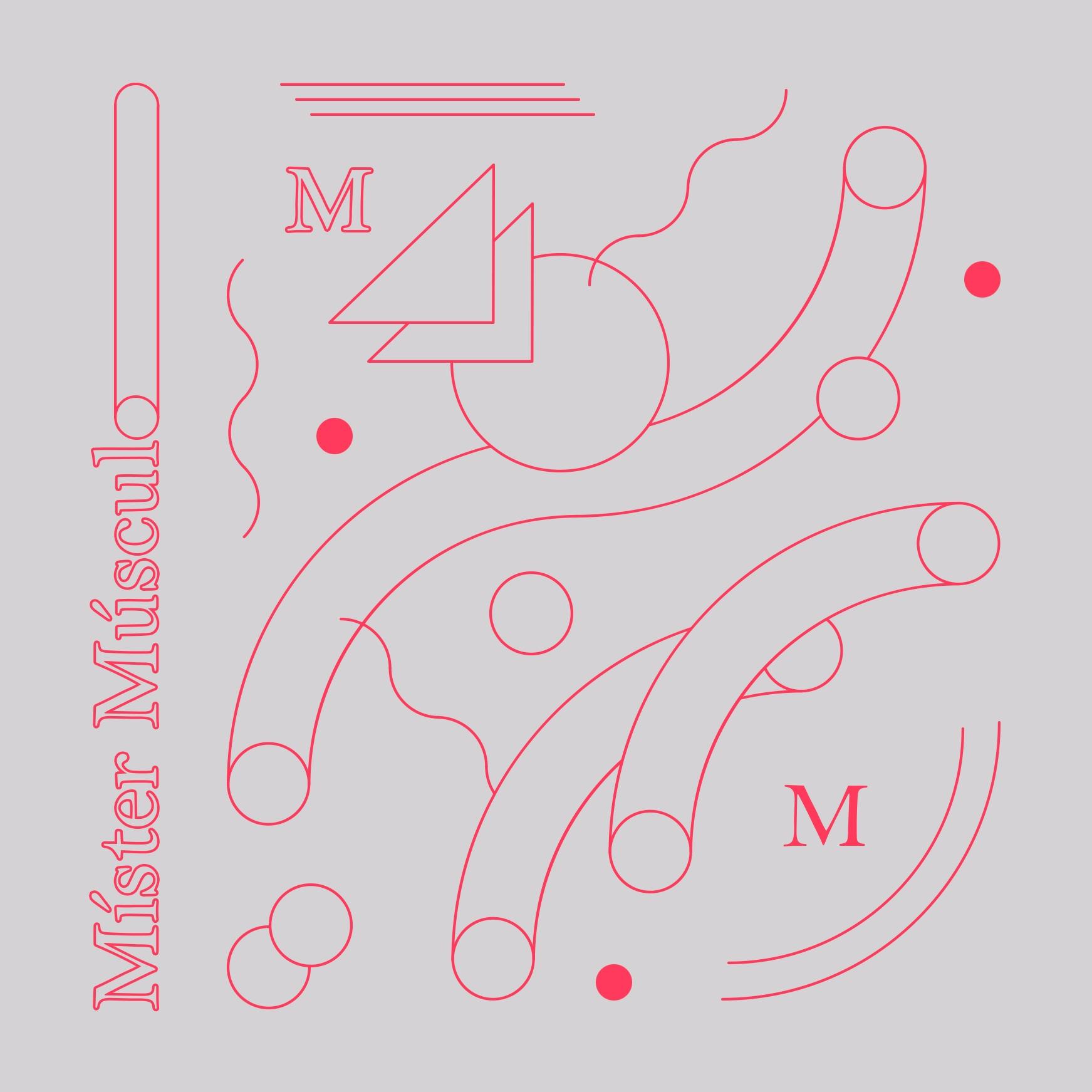 Míster Músculo <3 - design, graphicdesign - lxtxcx   ello